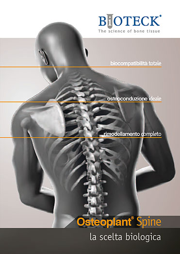 Osteoplant Spine depliant