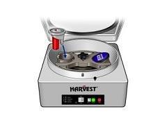 Inserire in centrifuga e avviare
