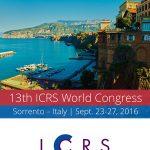 Congresso Internazionale ICRS - Sorrento