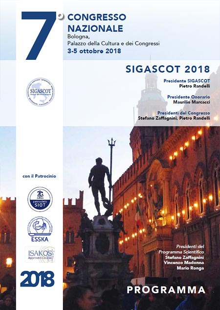 Congresso Nazionale Sigascot 2018