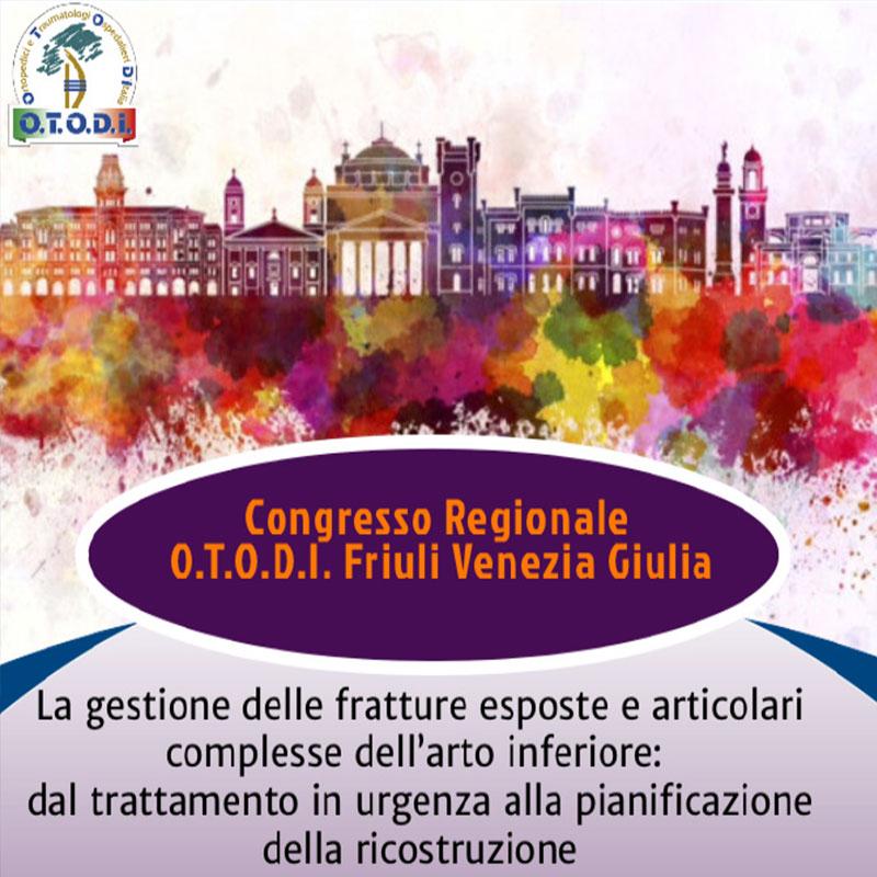 Congresso Regionale O.T.O.D.I. Friuli Venezia Giulia