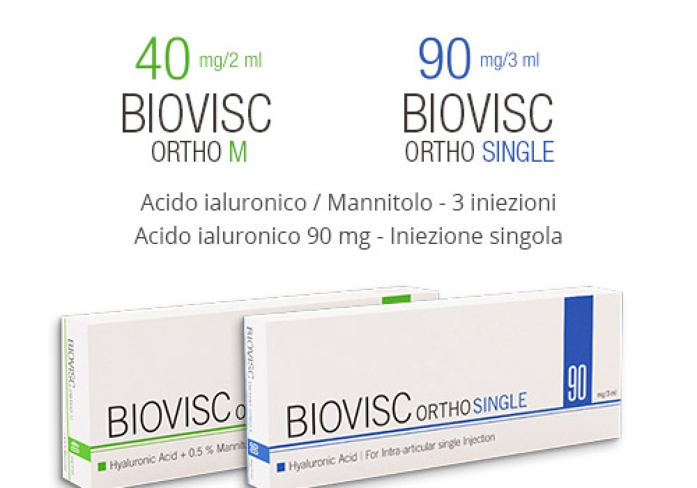 Biovisc ortho M – Biovisc ortho SINGLE