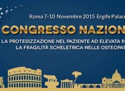 Congresso Nazionale della Società Italiana di  Ortopedia