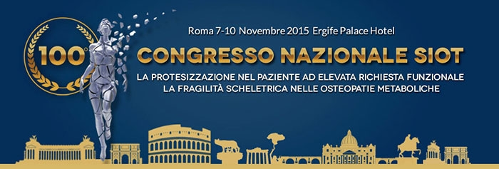 SIOT Congesso ROma